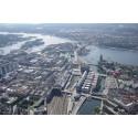 Startskott för utvecklingen av centralstationsområdet i Stockholms city