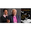 Desmond och Mpho Tutu till Bokmässan i höst