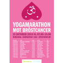 Schema för Yogamarathon 2016