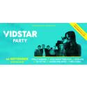 Molly Sandén, Jakob Karlberg, De Vet Du och Apollo 5 uppträder på VidStar Party i Ericsson Globe 10 september