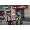 ​Costa and McDonald's join forces to support Keep Scotland Beautiful