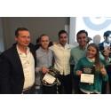 Sociala media-appen Pickador vann resa till Silicon Valley