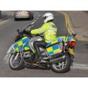 Rider and pillion passenger injured in Burnt Oak motorcycle collision
