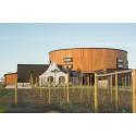 En historisk invigning. Nu öppnar Nordic Sea Winery i Simrishamn