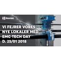 Kom til åbent hus og EMC Tech Day hos Roxtec