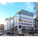 Cushman & Wakefield på ny adress i Stockholm och Malmö