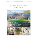 EkmanResor 1st Business Class Reseprogram Nr 2 2017 - Njutbar läsning!