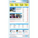 Seat24 skapar nya nyhetsbrev efter kundernas önskemål