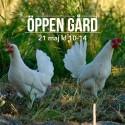 Varmt välkomna till öppen gård!
