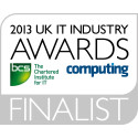 Finalists announced for the hotly contested UK IT Industry Awards 2013