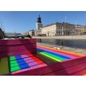 Brunnsparken goes Pride!