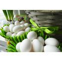 Lehdistötiedote: Pääsiäisenä munahyllyt tyhjenevät