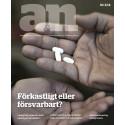 Nytt nummer av A&N: Unik studie om läckage av metadon och buprenorfin