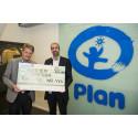 Samarbeid med PLAN Norge: Rørleggere ga rent vann i jubileumsgave