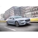 Nya Opel Insignia tilldelas fem stjärnor av Euro NCAP