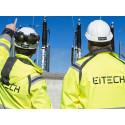 Eitech bygger en ny transformatorstation till Vattenfall Eldistribution