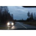 400 000 bilister kör med trafikfarlig syn under julhelgen – både förare och bilar är trafikfaror