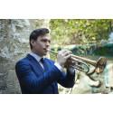 Prisbelönt trumpetare med all-star band till Mejeriet 28 maj