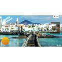 Allt om Lanzarote i nya Upptäck Spanien!
