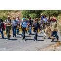 Jordan indvier ny vandrerute på 650 kilometer