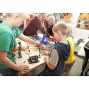 Strandby Skoles nye naturfagslokaler