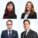 Groth & Co växer med fyra nya medarbetare
