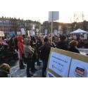 """""""Assistans är frihet! Rädda LSS!"""" – manifestationer på över 20 platser i landet den 3 december"""