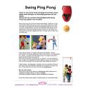 Ett träningshjälpmedel - Swing Ping Pong