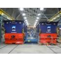 Balfour Beatty Rail ska bygga järnväg i Kirunagruvan