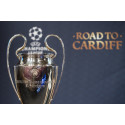 UEFA Champions Leagues 25. finale spilles lørdag