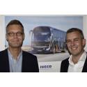 Iveco Bus får nytt huvudkontor i Norden