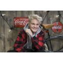 Benjamin on yksi CokeTV:n suomalaisista juontajista