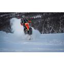 Världens första, godkända Snowbike redo för världsmarknaden