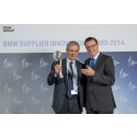 PIRELLI VOITTI BMW GROUPIN INNOVATION AWARD -PALKINNON