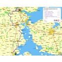 PostNord Danmark Rundt 2016 - 3. etape