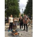 Andra deltävlingen av SM i utomhusmatlagning avgjord i Växjö