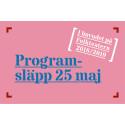 Folkteatern presenterar nästa spelår: 25 maj kl 17.30