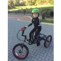 Hampshire schoolboy gets back on his bike thanks to the Stroke Association