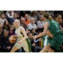 BASKET: Semifinaldags i Basketligan dam