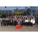 90 Azubis starten ihre Ausbildung bei der Stadtsparkasse München mit zum Teil neuen Ausbildungsberufen