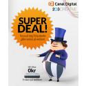 203 Creative ökar Canal Digitals konvertering med ytterligare 80 %