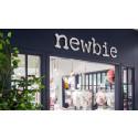 Newbie Store öppnar på Fältöversten i Stockholm