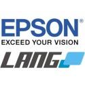 Lang AG placerer ordre på Epsons til dato skarpeste installationslaserprojektor