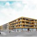 Bygglov beviljats för kvadratsmarta hyresrätter i Örebro