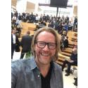 Forskningsrestaurang invigs med föreläsning av Erik Nissen Johansen