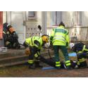 Live-demo av verktyg för optimal samverkan vid olycksplatser