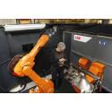 Ny svetsrobotcell för ökad kvalitet