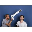 C'est un système de prothèse de jambe économique qui a été récompensé par le James Dyson Award