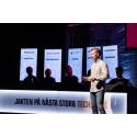Connect stolt partner till Di Startup Tour