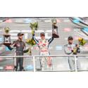 Mattias Lindberg segrare i V8 Thunder Cars 2015